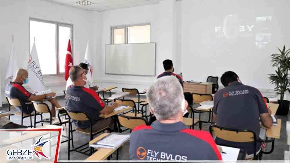 Gebze Teknik Üniversitesinde drone eğitimleri başladı