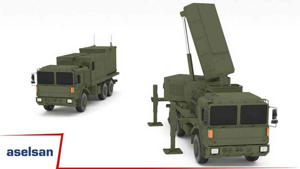 Erken İhbar Radar Sistemi (EİRS) Projesi