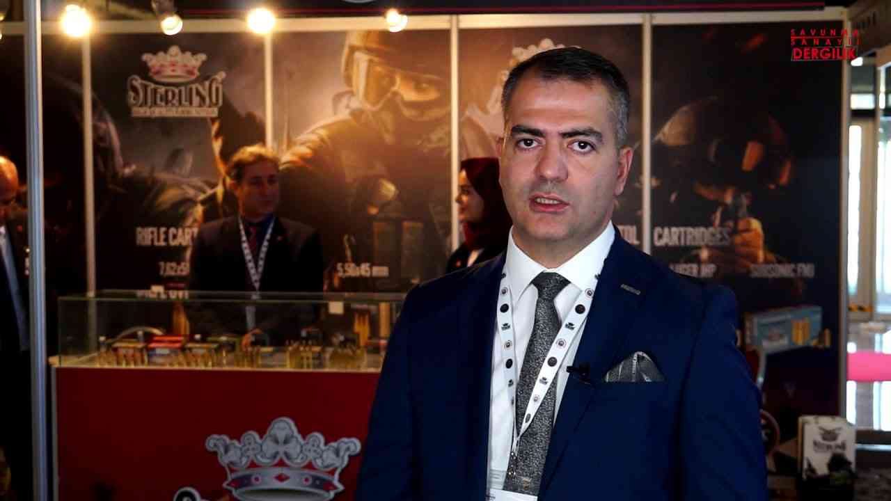 TURAÇ Dış Ticaret Genel Müdürü Fatih Altunbaş, IDEF 2021'i değerlendirdi
