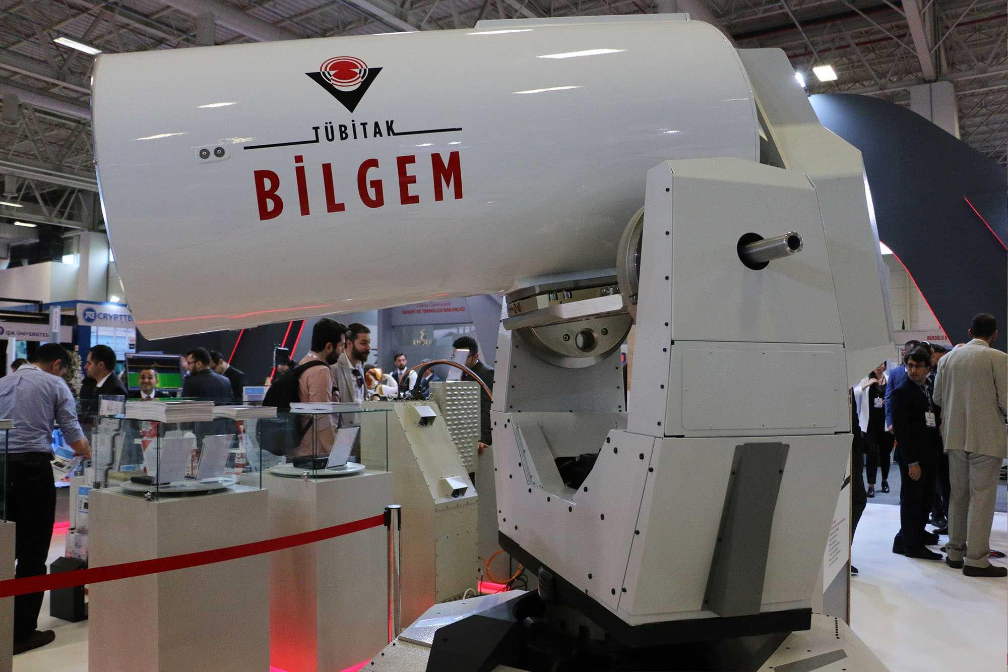 TÜBİTAK BİLGEM'in lazer silah sistemleri